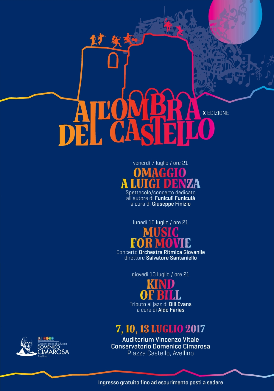 All'ombra del castello 2017