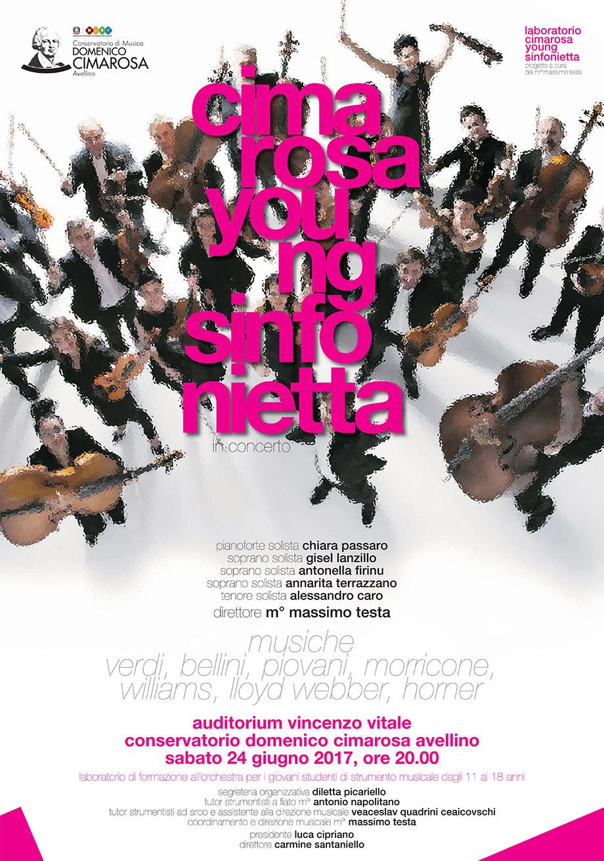 Cimarosa Young Sinfonietta Giugno 2017