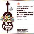 La produzione pianistica di Gioacchino Rossini nel 150° della morte