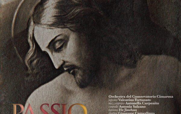 PASSIO CHRISTI 2019